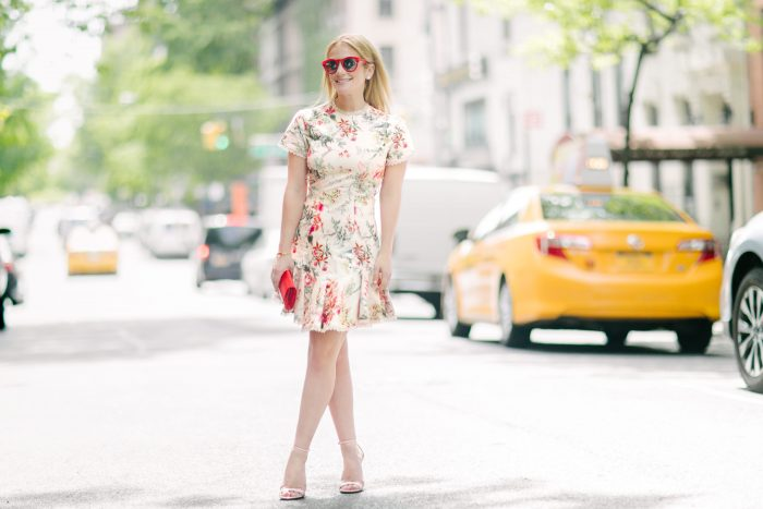 Flirty Florals Mini Dress by Zimmerman - Stylists to a T