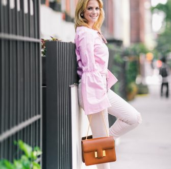 Pink Bubblegum Pink Top: Pink Romance by Stylists to a T