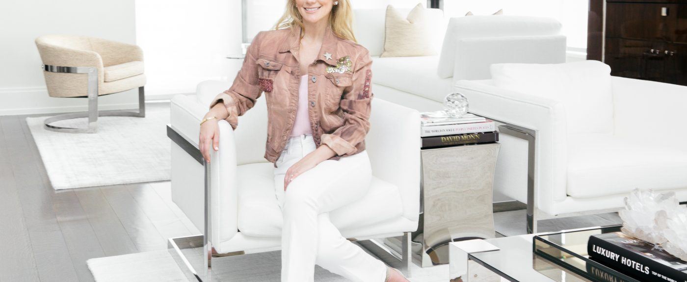 Pink with Edge: Our Favorite Pink Jean Jacket - Stylists to a T